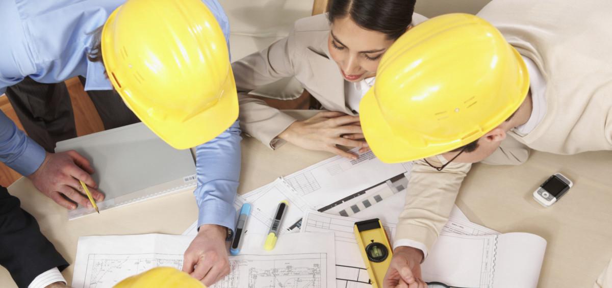 Architectural planning team